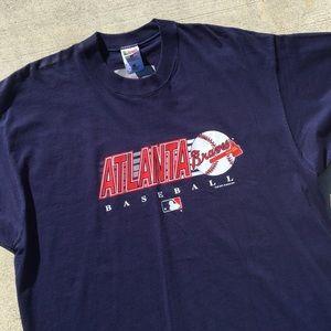 Vintage Atlanta Braves Baseball Shirt (1997)